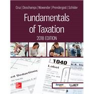 Fundamentals of Taxation 2018 Ed, 11e by Cruz, Ana; Deschamps, Michael; Niswander, Frederick; Prendergast, Debra; Schisler, Dan, 9781259713736