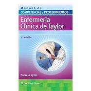 Enfermería clínica de Taylor. Manual de competencias y procedimientos by Lynn, Pamela, 9788416353736