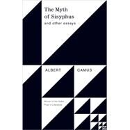 The Myth of Sisyphus by CAMUS, ALBERT, 9780679733737