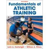 Fundamentals of Athletic Training by Cartwright, Lorin, 9780736083737