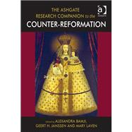 The Ashgate Research Companion to the Counter-reformation by Laven; Mary, 9781409423737