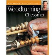 Woodturning Chessmen by Unknown, 9781565233737