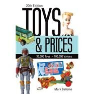 Toys & Prices by Bellomo, Mark, 9781440243738