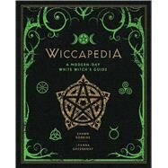 Wiccapedia A Modern-Day White Witch's Guide by Robbins, Shawn; Greenaway, Leanna, 9781454913740