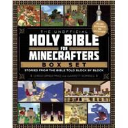 The Unofficial Holy Bible for Minecrafters Box Set by Miko, Christopher; Romines, Garrett, 9781510713741