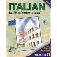 ITALIAN in 10 minutes a day by Kershul, Kristine K., 9781931873741