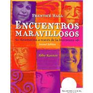 Encuentros Maravilloso Gramatica Student Edition by Prentice-Hall, 9780133693744