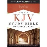 KJV Study Bible Personal Size, Trade Paper by Holman Bible Staff; Howard, Jeremy Royal; Blum, Edwin, 9781433613746