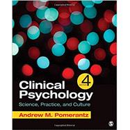 Clinical Psychology by Pomerantz, Andrew M., 9781506333748