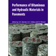 Performance of Bituminous and Hydraulic Materials in Pavements: Proceedings of the Fourth European Symposium, Bitmat4, Nottingham, UK, 11-12 April 2002 by Zoorob,S.E.;Zoorob,S.E., 9789058093752