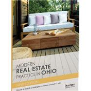 Modern Real Estate Practice in Ohio by Galaty, Fillmore W.; Allaway, Wellington J.; Kyle, Robert C., 9781475433753