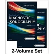 Textbook of Diagnostic Sonography (Two Volume Set) by Hagen-Ansert, Sandra L., 9780323353755