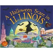 A Halloween Scare in Illinois by James, Eric; La Ray, Marina, 9781492623755