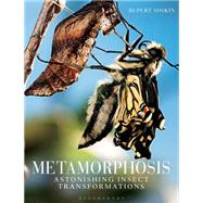 Metamorphosis Astonishing insect transformations by Soskin, Rupert, 9781408173756