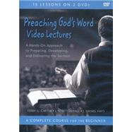 Preaching God's Word Video Lectures by Carter, Terry G.; Duvall, J. Scott; Hays, J. Daniel, 9780310533757