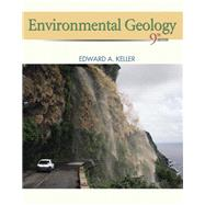 Environmental Geology by KELLER, 9780321643759