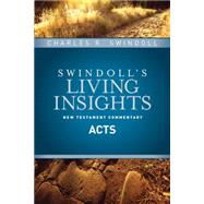 Swindoll's Living Insights New Testament Commentary by Swindoll, Charles R., 9781414393759