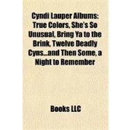 Cyndi Lauper Albums by , 9781155343761