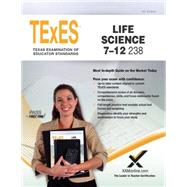TExES Life Science 7-12 238 Teacher Certification Exam by Wynne, Sharon A., 9781607873761