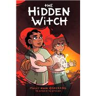 The Hidden Witch by Ostertag, Molly Knox; Ostertag, Molly Knox, 9781338253764