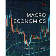 Macroeconomics by Jones, Charles I., 9780393603767