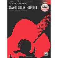 Classic Guitar Technique by Shearer, Aaron; Kikta, Thomas, 9781470633769