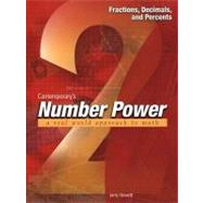 Number Power 2: Fractions, Decimals, and Percents by Howett, Jerry, 9780809223770
