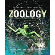 Integrated Principles of Zoology with Connect Access Card by Hickman, Jr., Cleveland; Keen, Susan; Larson, Allan; Eisenhour, David; I'Anson, Helen, 9781259673771