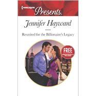 Reunited for the Billionaire's Legacy Christmas at the Castello (bonus novella) by Hayward, Jennifer; Cinelli, Amanda, 9780373133772