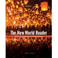 The New World Reader by Muller, Gilbert H., 9781305643772