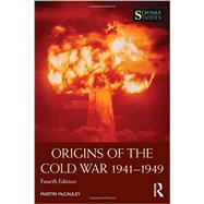 Origins of the Cold War 1941-1949 by McCauley, Martin, 9781138943773