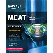 Mcat Biology Review 2018-2019 by Macnow, Alexander Stone, M.D., 9781506223773