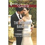 The Wedding Bargain by Lindsay, Yvonne, 9780373733774
