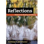 Reflections: Patterns for Reading and Writing & LaunchPad Solo for Readers and Writers (Six-Month Access by Unknown, 9781319103774