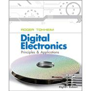Digital Electronics: Principles and Applications by Tokheim, Roger, 9780073373775