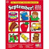 September Monthly Idea Book by Unknown, 9780439503778