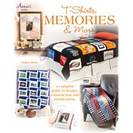 T Shirts Memories and More by Scott, Nancy, 9781573673778