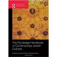 The Routledge Handbook of Contemporary Jewish Cultures by Valman; Nadia, 9780415473781