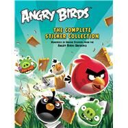 Angry Birds: The Complete Sticker Collection by Entertainment, Rovio, 9781608873784