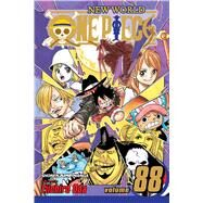 One Piece 88 by Oda, Eiichiro, 9781974703784