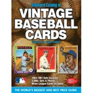 Standard Catalog of Vintage Baseball Cards, 2012 by Lemke, Bob, 9781440223785