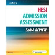 HESI Admission Assessment Exam Review by Cuellar, Tina, Ph.D., R.N., 9780323353786