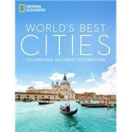 World's Best Cities by NATIONAL GEOGRAPHICFITZSIMMONS, ANNIE, 9781426213786