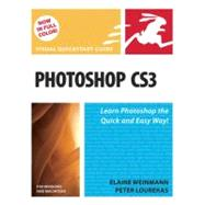 Photoshop CS3 for Windows and Macintosh : Visual QuickStart Guide by Weinmann, Elaine; Lourekas, Peter, 9780321473790