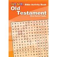 Itty-Bitty Old Testament Word Search Puzzles 6pk: E5026 by Warner Press, 9781593173791