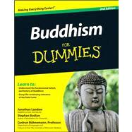 Buddhism For Dummies by Landaw, Jonathan; Bodian, Stephan; Bühnemann, Gudrun, 9781118023792