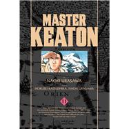 Master Keaton 11 by Urasawa, Naoki; Katsushika, Hokusei, 9781421583792