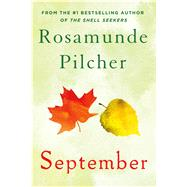 September by Pilcher, Rosamunde, 9781250063793