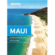 Moon Maui Including Molokai & Lanai by Ellison, Kyle, 9781631213793