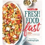 The All-new Fresh Food Fast by Cooking Light, 9780848753795